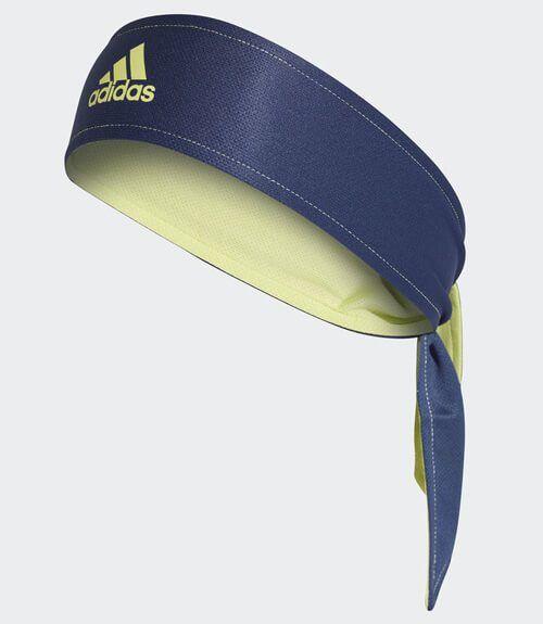 Cinta de Pelo Adidas Azul-Lima