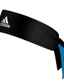 Cinta Pelo Adidas Negra-Azul