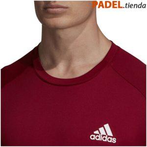 Detalle Camiseta Adidas Club Buruni