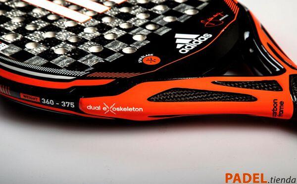 Detalle Pala Adidas Adipower Ctrl
