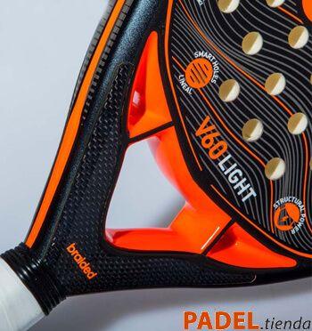 Detalle Pala Adidas V60 Light