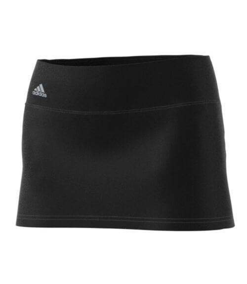 Falda Adidas Advantage Negra