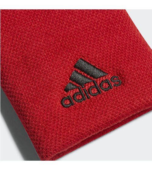 Muñequeras Adidas Roja