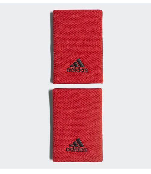 Muñequera Adidas Roja Grande