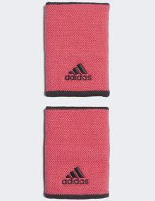 Muñequeras Adidas Rosas-Negras