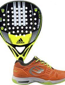 Pala Adidas Adipower Attack 1.8