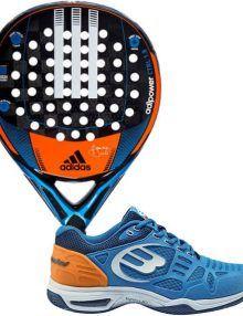Pala Adidas Adipower Control 1.8