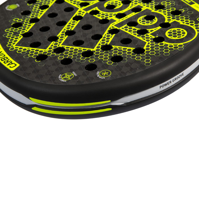 Admirable Aflojar Preguntarse  Pala de pádel Adidas Carbon Ctrl 2.0 - ¡Precisión en cada golpe de pelota!