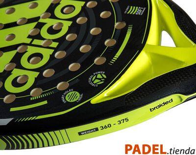 Pala Adidas V600 Detalle