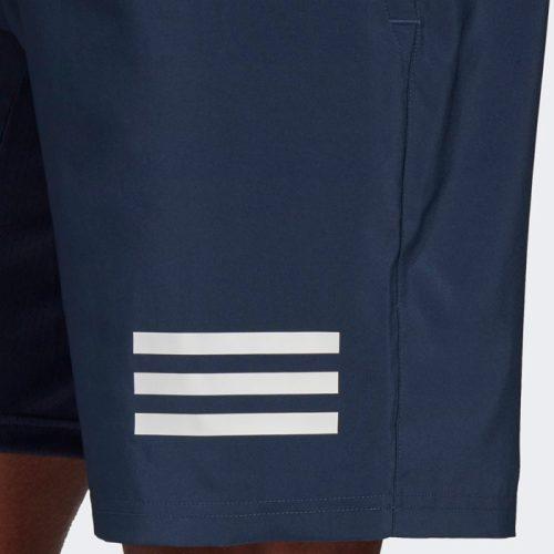 Pantalon Corto Adidas Club Navy Detalle