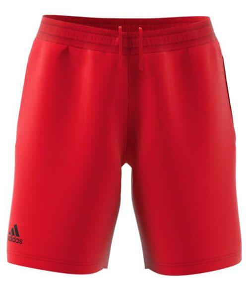 Pantalón Corto Adidas Club Rojo