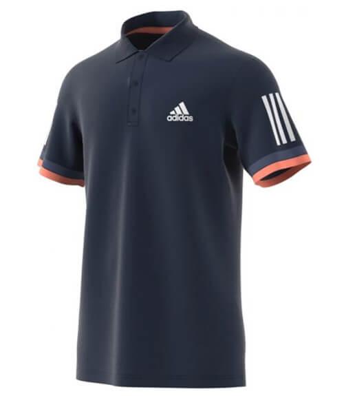 Polo Adidas Club Azul