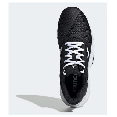 Zapatillas Adidas Courtjam Bounce Negras 2020