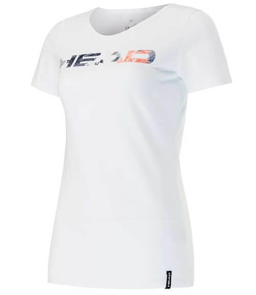 Camiseta Head Transition Eva Blanca