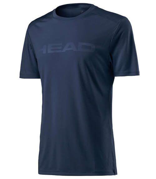 Camiseta Head Vision Corpo Azul