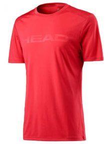 Camiseta Head Vision Corpo Roja