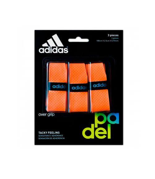 Overgrips Adidas Naranjas