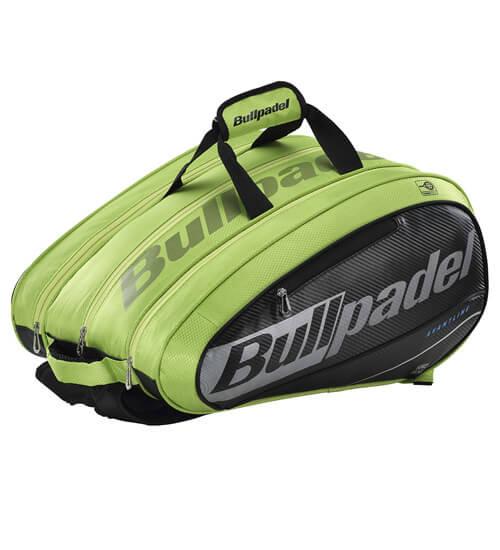Paletero Bullpadel BPP-18002 Amarillo Fluor
