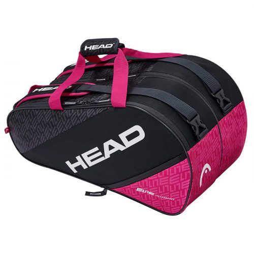 Paletero HEAD Elite Supercombi rosa