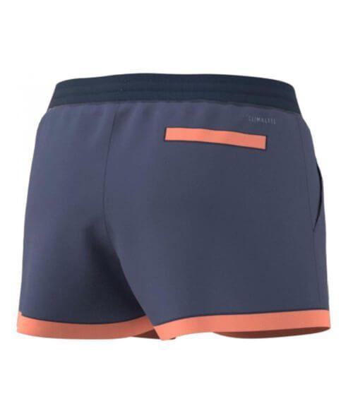 Short Adidas Club Azul Mujer 2018