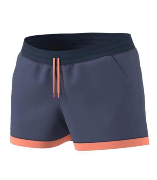 Short Adidas Club Azul Mujer