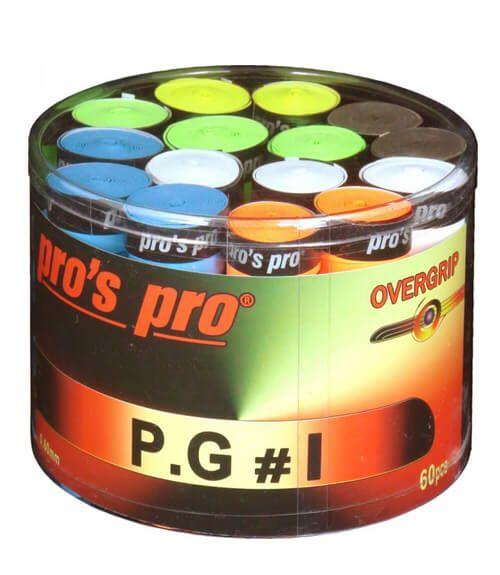 Tambor Overgrips Pro´s Pro Perforados Colores