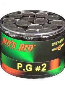 Tambor Overgrips Pro´s Pro Perforados Negros