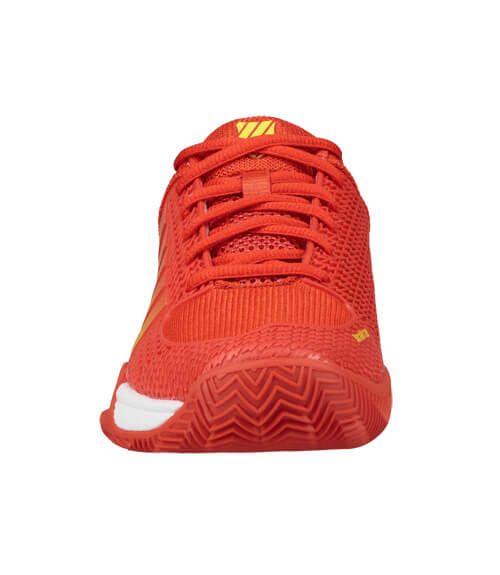 Express Light HB Mujer Roja-Amarilla Zapatillas K-Swiss