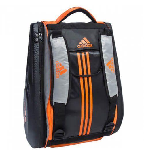 Paletero Adidas Adipower Naranja 18