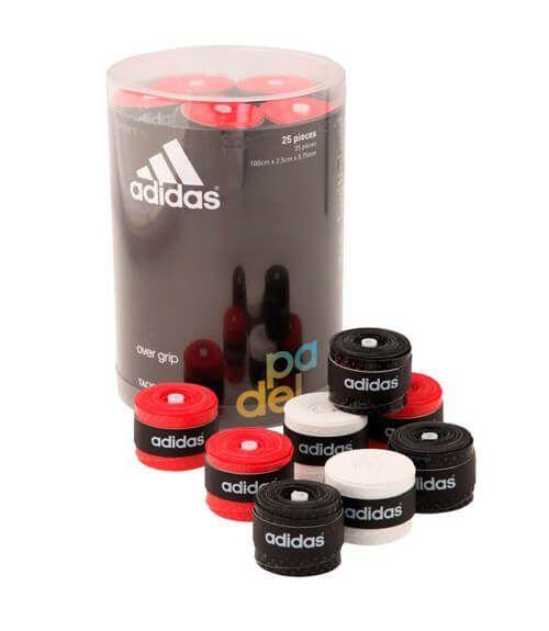 Tambor Overgrips Adidas 25 Unidades