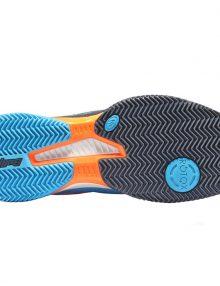Zapatillas Bullpadel Vertex Azul Claro Suela
