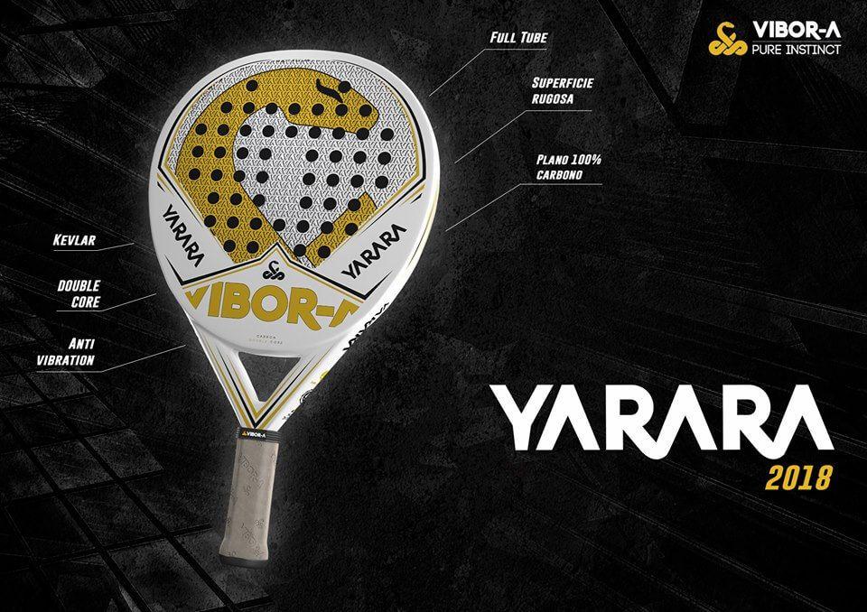 Detalle Pala Vibora Yarara