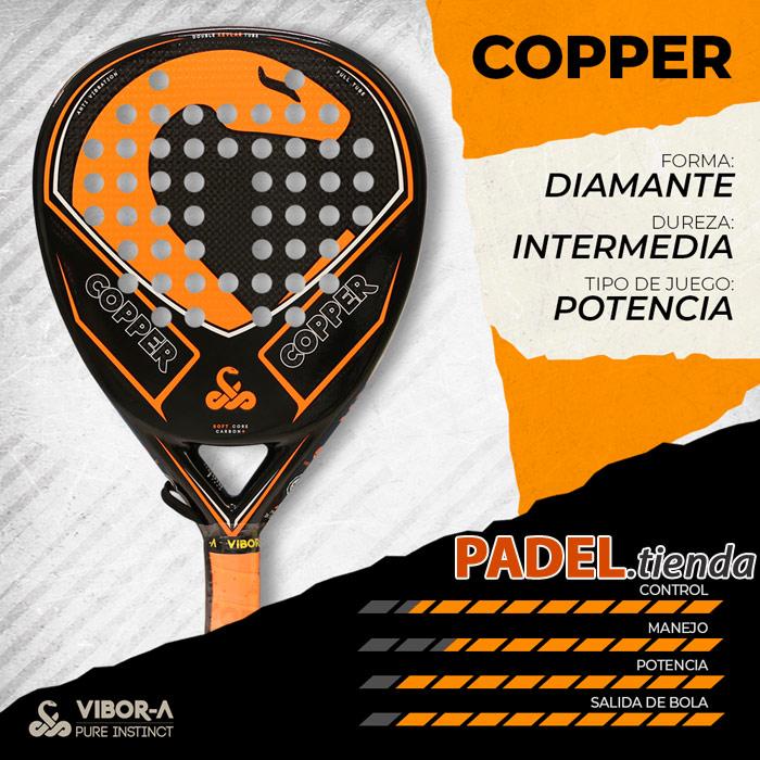 Info Vibora Copper