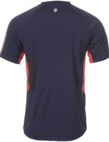 K-Swiss Camiseta Heritage Azul