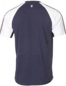 K-Swiss Camiseta Heritage Blanco