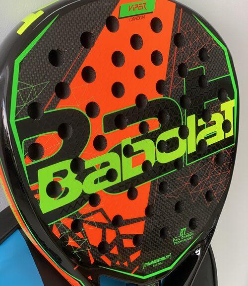 Pala Babolat Viper Carbon 19