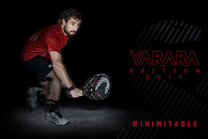 Pala Vibora Yarara Edition - Maxi Grabiel