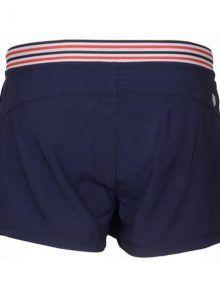 Pantalón Corto K-Swiss Heritage Azul Mujer