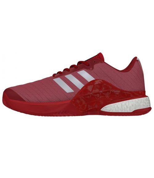 Zapatillas Adidas Barricade 2018 Boost Rojas