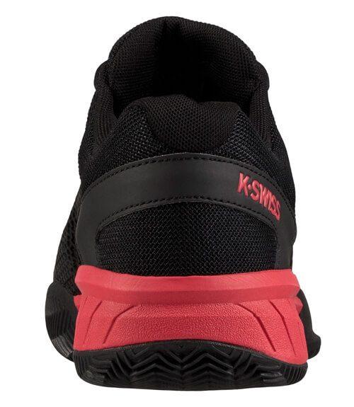Zapatillas K-Swiss Express Light Roja-Negra 19