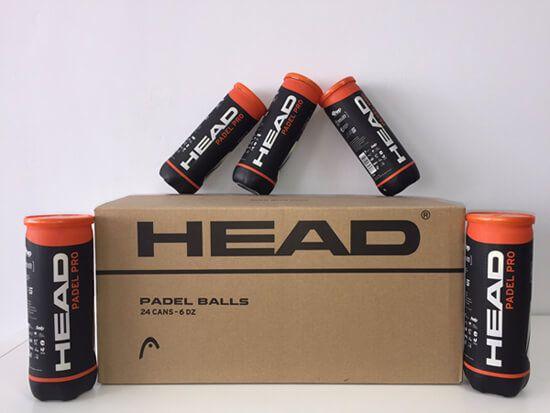 Cajón HEAD Padel Pro