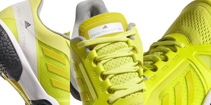 Detalle Zapatillas Adidas Stella McCartney