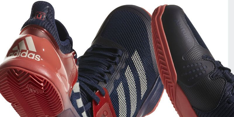 Detalles Zapatillas Adidas Adizero Ubersonic Roland Garros