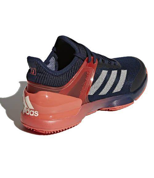 Zapatillas Adidas Adizero Ubersonic Roland Garros 18