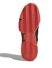 Zapatillas Adidas Adizero Ubersonic Roland Garros 2018