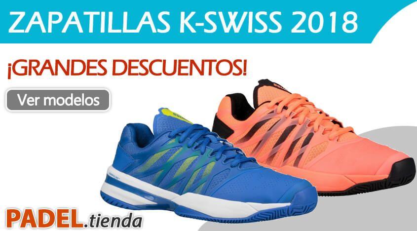 Zapatillas K-Swiss 2018