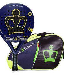 Black Crown Pala Piton 5.0 + Paletero Marino