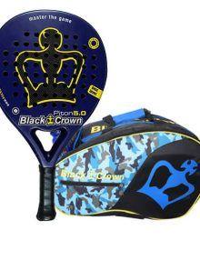 Black Crown Pala Piton 5.0 + Paletero Militar