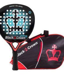 Black Crown Pala Spider + Paletero Rojo