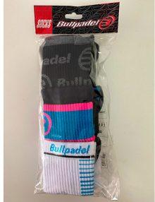 Calcetines Bullpadel - Pack 3